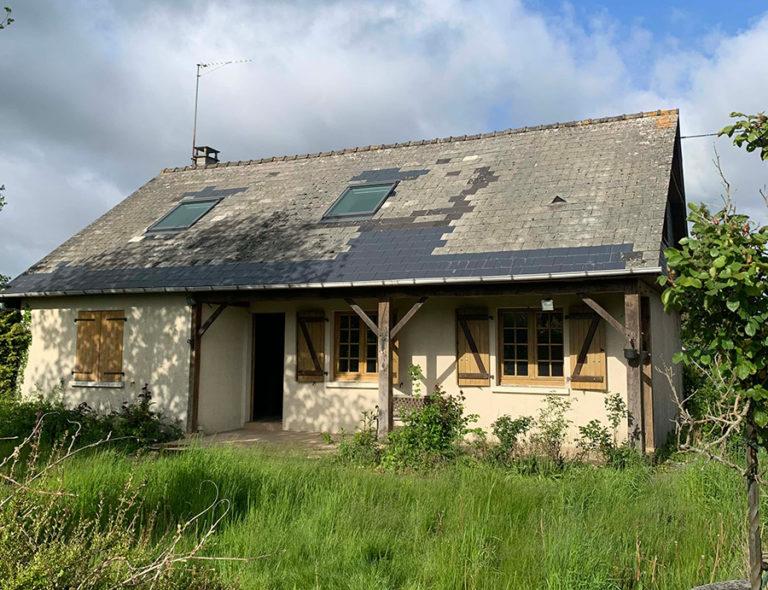 Rénovation maison Évron